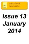 Newletter 13 Jan 2014