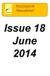 Newsletter 18 June 2014