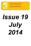 Newsletter 19 July 2014