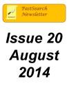 Newsletter 20 Aug 2014