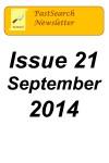 Newsletter 21 Sept 2014