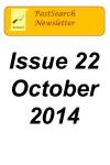 Newsletter 22 Oct 2014