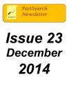 Newsletter 23 Nov 2014