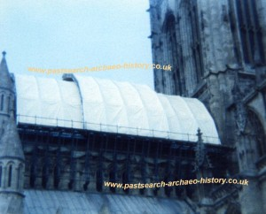 York Minster Restoration 1985