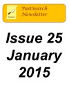 Newletter25, Jan 2015