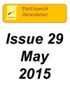 Newlettertitle 29, May 2015