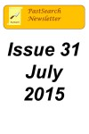 Newlettertitle 31, July 2015